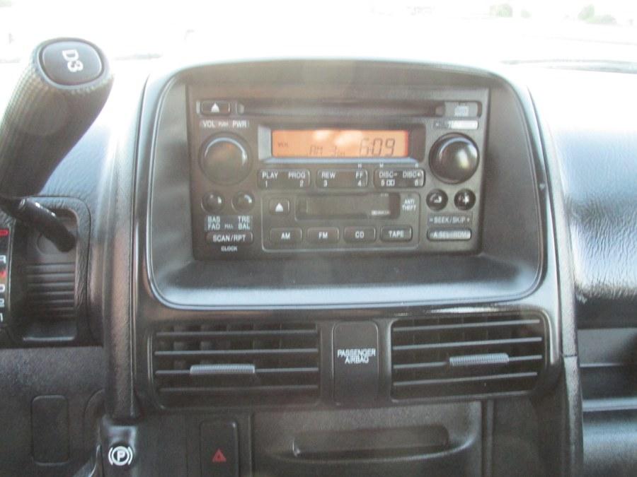 2006 Honda CR-V 4WD LX AT, available for sale in Vernon , Connecticut | Auto Care Motors. Vernon , Connecticut