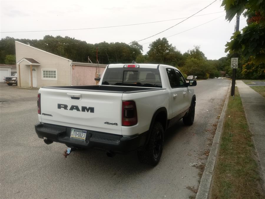 "Used Ram 1500 Rebel 4x4 Crew Cab 5''7"" Box 2019   Roe Motors Ltd. Shirley, New York"