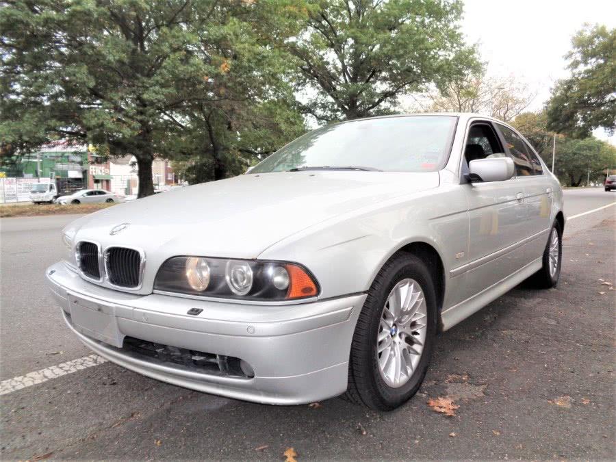 Used 2002 BMW 5 Series in Rosedale, New York | Sunrise Auto Sales. Rosedale, New York