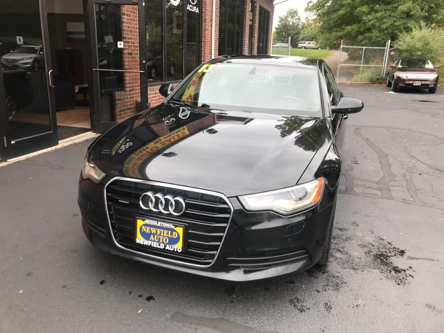 Used 2013 Audi A6 in Middletown, Connecticut | Newfield Auto Sales. Middletown, Connecticut