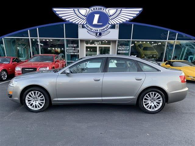 Used 2006 Audi A6 in Cincinnati, Ohio | Luxury Motor Car Company. Cincinnati, Ohio