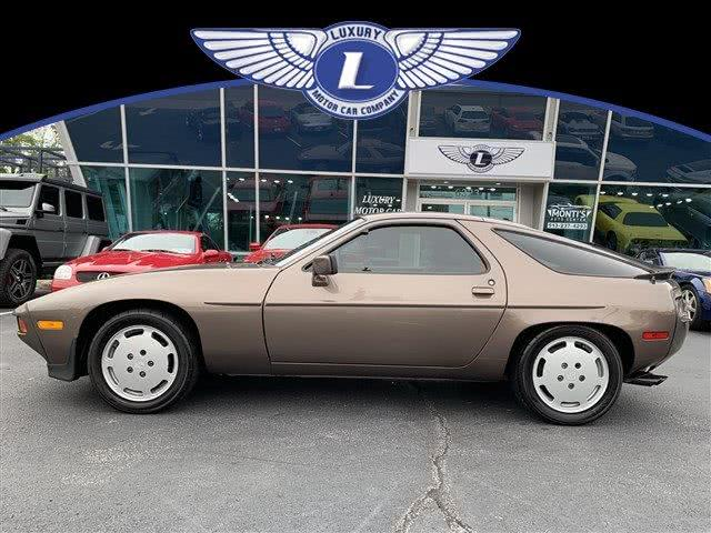 Used 1984 Porsche 928 s in Cincinnati, Ohio | Luxury Motor Car Company. Cincinnati, Ohio