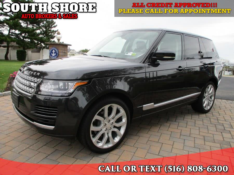 Used 2014 Land Rover Range Rover in Massapequa, New York | South Shore Auto Brokers & Sales. Massapequa, New York