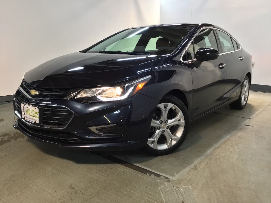 Used 2016 Chevrolet Cruze in Lodi, New Jersey | European Auto Expo. Lodi, New Jersey