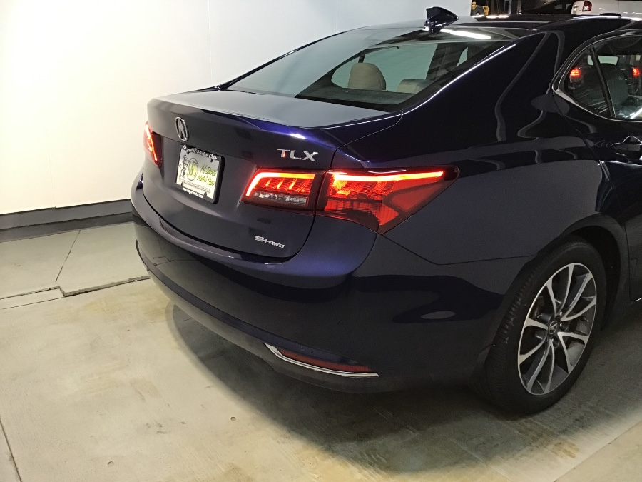 2016 Acura TLX 4dr Sdn SH-AWD V6 Tech, available for sale in Hillside, New Jersey | M Sport Motor Car. Hillside, New Jersey