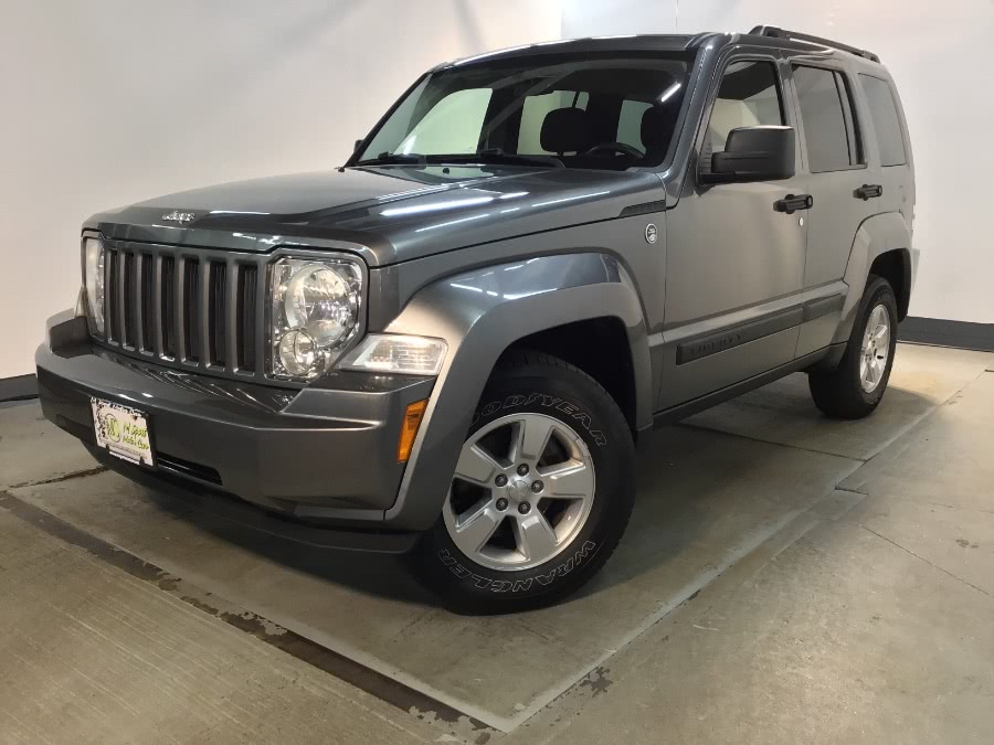 Used 2012 Jeep Liberty in Hillside, New Jersey | M Sport Motor Car. Hillside, New Jersey