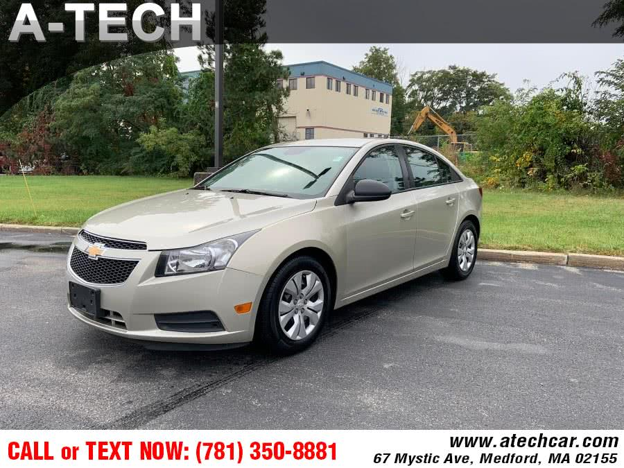 Used 2013 Chevrolet Cruze in Medford, Massachusetts | A-Tech. Medford, Massachusetts