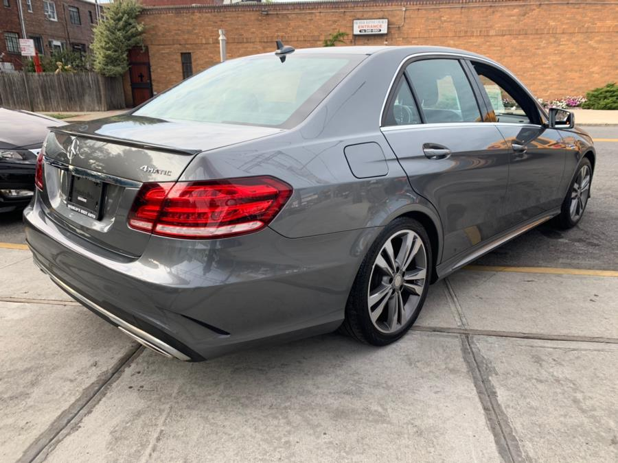 2016 Mercedes-Benz E-Class 4dr Sdn E 350 Sport 4MATIC, available for sale in Brooklyn, NY