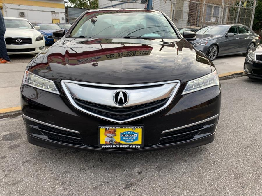 2016 Acura TLX 4dr Sdn SH-AWD V6 Tech, available for sale in Brooklyn, NY