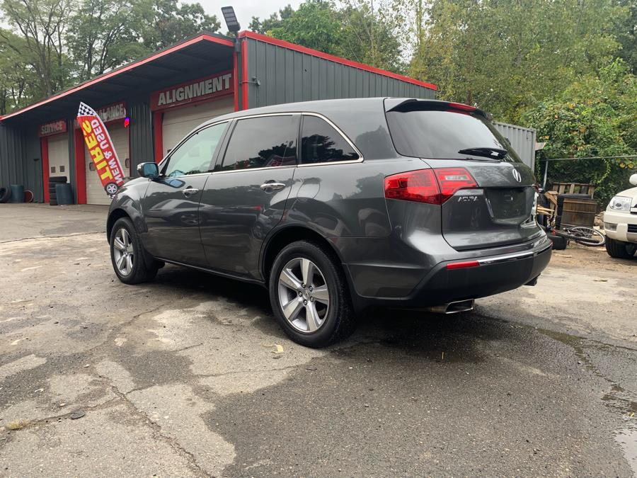 2012 Acura MDX AWD 4dr Tech Pkg, available for sale in Springfield, Massachusetts | Bay Auto Sales Corp. Springfield, Massachusetts