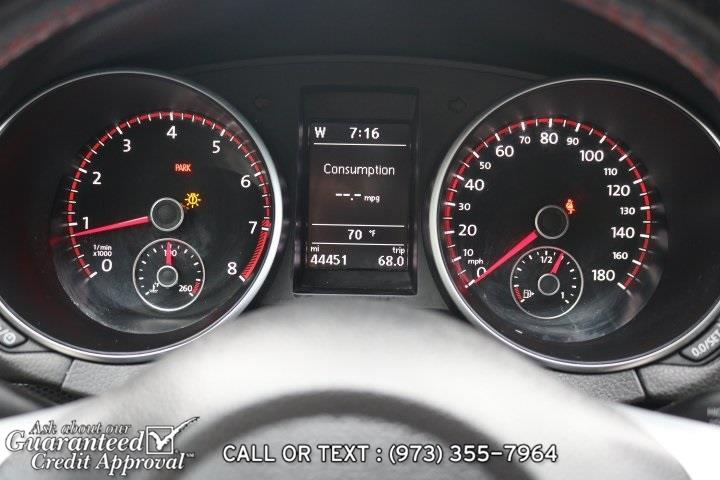 Used Volkswagen Gti Base 2013 | City Motor Group Inc.. Haskell, New Jersey