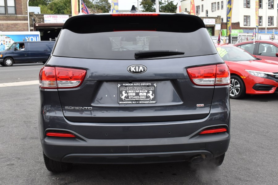 2016 Kia Sorento FWD 4dr 2.4L LX, available for sale in Irvington, New Jersey | Foreign Auto Imports. Irvington, New Jersey
