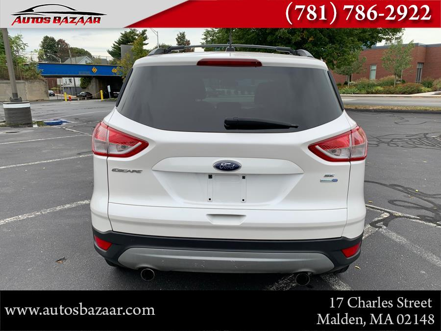 Used Ford Escape 4WD 4dr SE 2013 | Auto Bazaar. Malden, Massachusetts