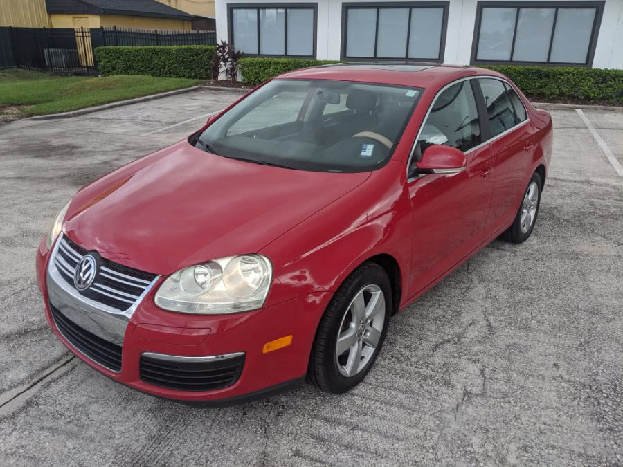 Used 2008 Volkswagen Jetta Sedan in Orlando, Florida | 2 Car Pros. Orlando, Florida