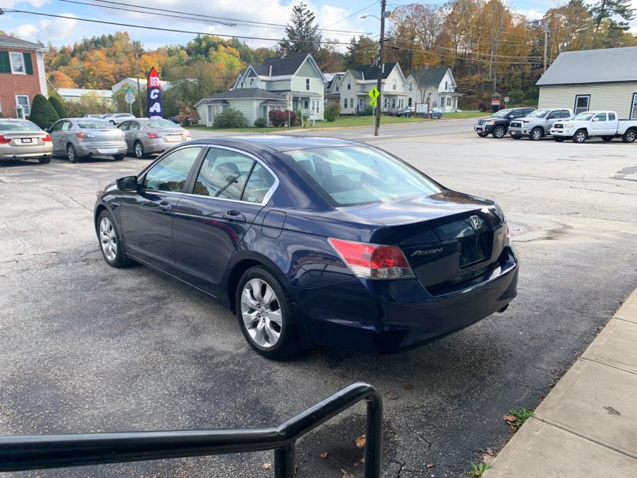 Used Honda Accord Sdn 4dr I4 Auto EX 2010 | Routhier Auto Center. Barre, Vermont