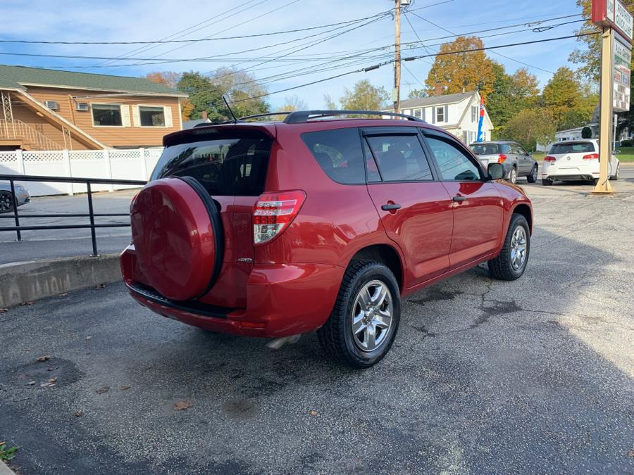 2010 Toyota RAV4 4WD 4dr 4-cyl 4-Spd AT, available for sale in Barre, Vermont | Routhier Auto Center. Barre, Vermont