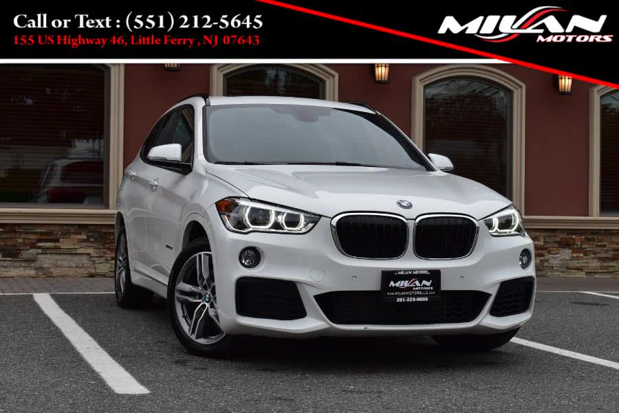 Used BMW X1 AWD 4dr xDrive28i M-sport Panoramic Roof 2016 | Milan Motors. Little Ferry , New Jersey