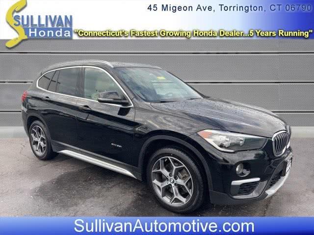 Used 2016 BMW X1 in Avon, Connecticut | Sullivan Automotive Group. Avon, Connecticut