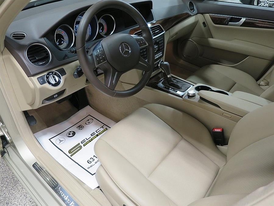 2012 Mercedes-benz C-class C 300 4MATIC Luxury, available for sale in Deer Park, New York | Select Motor Cars. Deer Park, New York