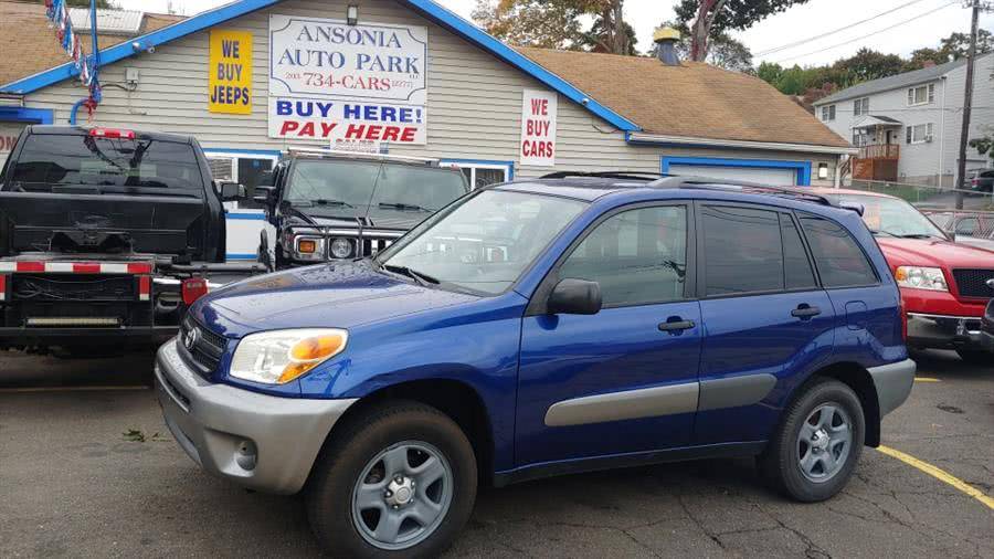 Used 2005 Toyota RAV4 in Ansonia, Connecticut