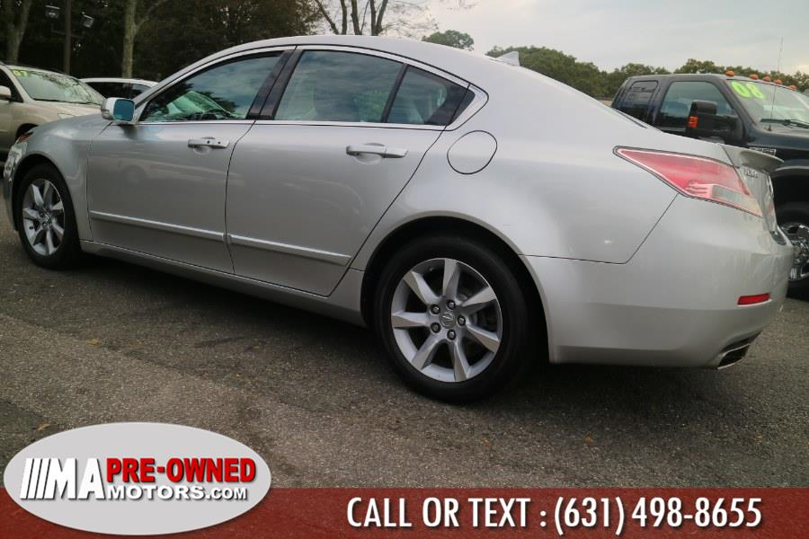 2012 Acura TL 4dr Sdn Auto 2WD Tech, available for sale in Huntington, New York | M & A Motors. Huntington, New York