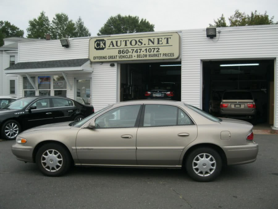 Used 2000 Buick Century in Plainville, Connecticut   CK Autos. Plainville, Connecticut
