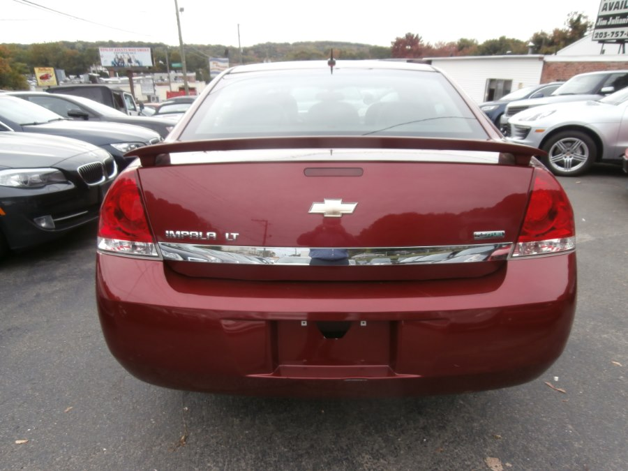 2011 Chevrolet Impala 4dr Sdn LT Retail, available for sale in Waterbury, Connecticut | Jim Juliani Motors. Waterbury, Connecticut