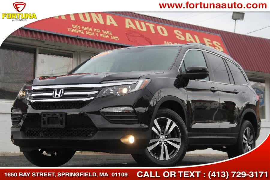Used Honda Pilot AWD 4dr EX 2016 | Fortuna Auto Sales Inc.. Springfield, Massachusetts