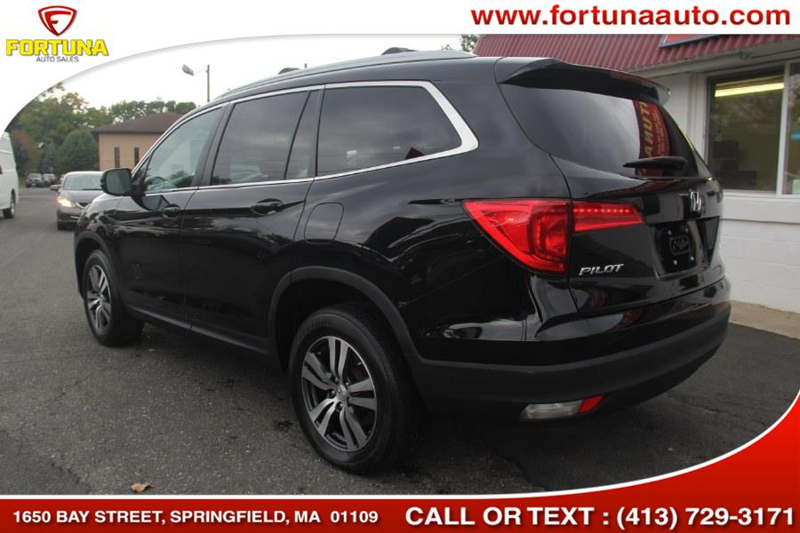 2016 Honda Pilot AWD 4dr EX, available for sale in Springfield, Massachusetts   Fortuna Auto Sales Inc.. Springfield, Massachusetts