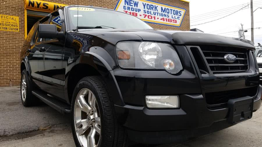 Used 2010 Ford Explorer in Bronx, New York | New York Motors Group Solutions LLC. Bronx, New York