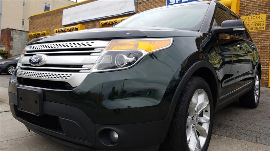 2013 Ford Explorer 4WD 4dr XLT, available for sale in Bronx, New York | New York Motors Group Solutions LLC. Bronx, New York