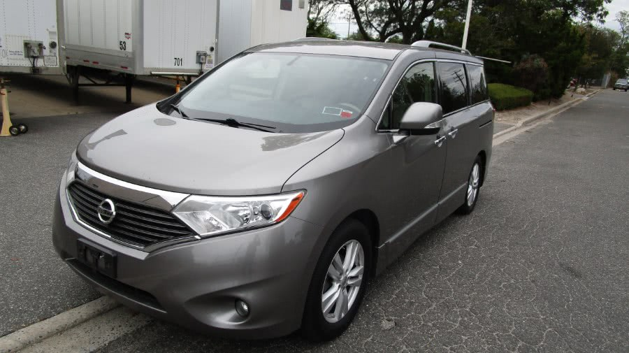 Used 2012 Nissan Quest in Hicksville, New York | H & H Auto Sales. Hicksville, New York