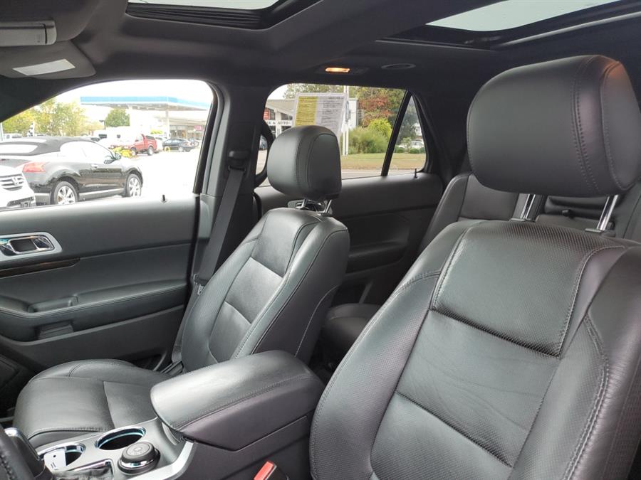 2011 Ford Explorer 4WD 4dr Limited, available for sale in Old Saybrook, Connecticut | Saybrook Motor Sports. Old Saybrook, Connecticut
