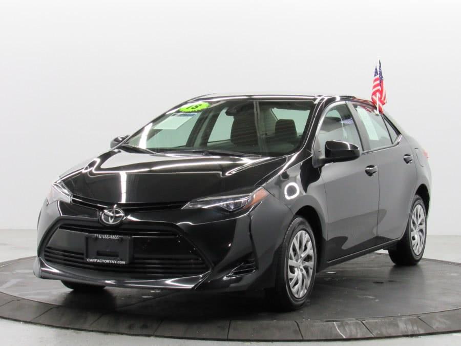 Used 2018 Toyota Corolla in Bronx, New York | Car Factory Inc.. Bronx, New York