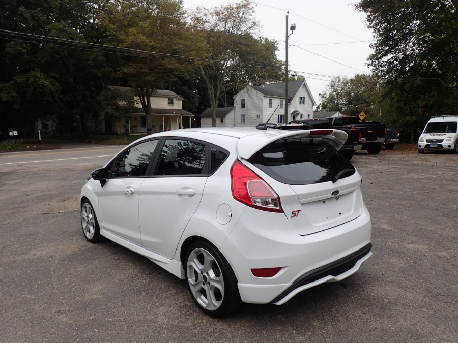 2015 Ford Fiesta 5dr HB ST, available for sale in Storrs, Connecticut | Eagleville Motors. Storrs, Connecticut