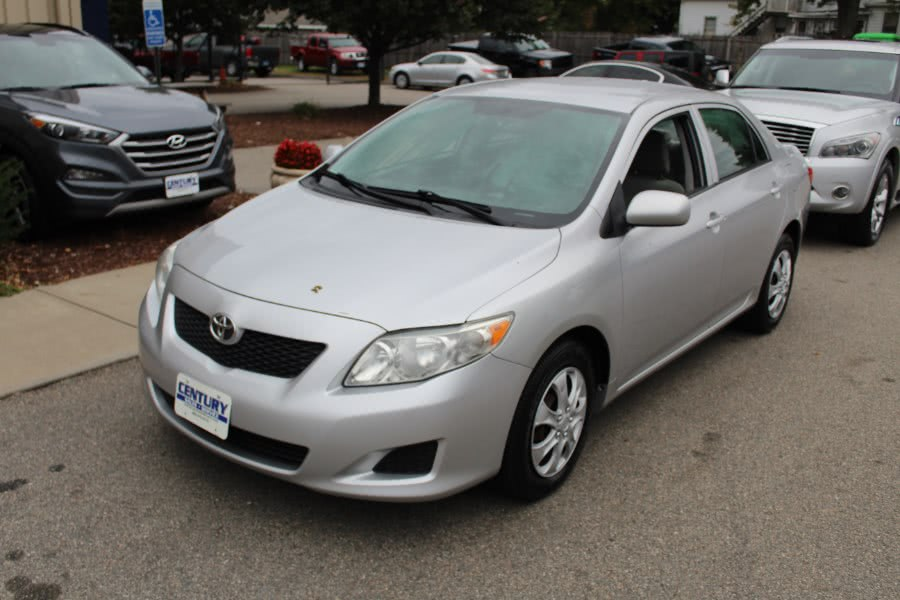 Used 2009 Toyota Corolla in East Windsor, Connecticut | Century Auto And Truck. East Windsor, Connecticut