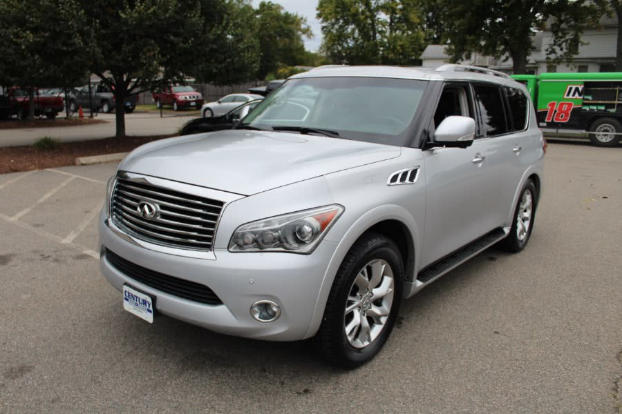 Used 2012 INFINITI QX56 in East Windsor, Connecticut | Century Auto And Truck. East Windsor, Connecticut