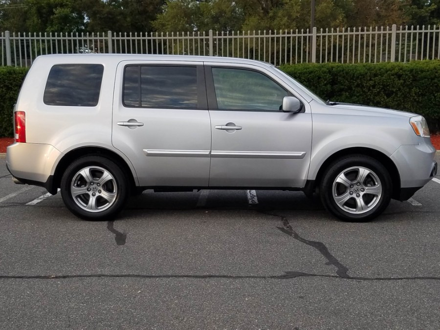 2014 Honda Pilot 4WD 4dr EX-L w/Leather,Sunroof,Back-up Camera, available for sale in Queens, NY