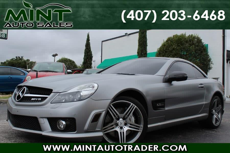 Used 2011 Mercedes-Benz SL-Class in Orlando, Florida | Mint Auto Sales. Orlando, Florida