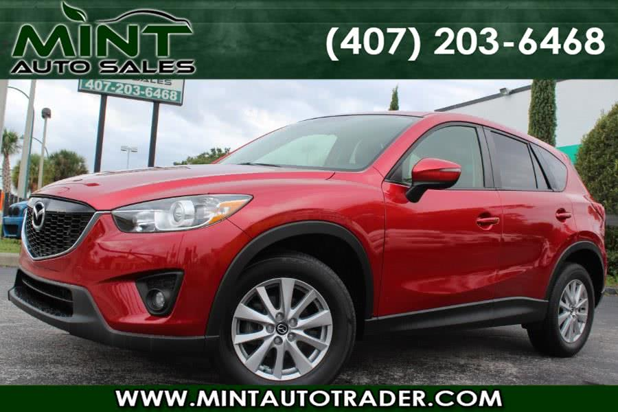 Used 2015 Mazda CX-5 in Orlando, Florida | Mint Auto Sales. Orlando, Florida
