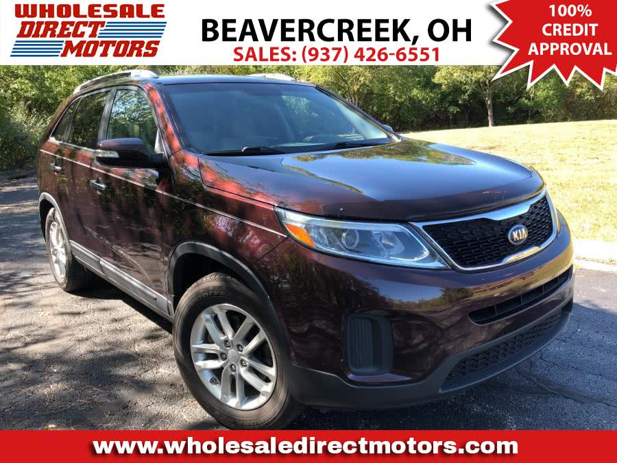 Used 2014 Kia Sorento in Beavercreek, Ohio | Wholesale Direct Motors. Beavercreek, Ohio