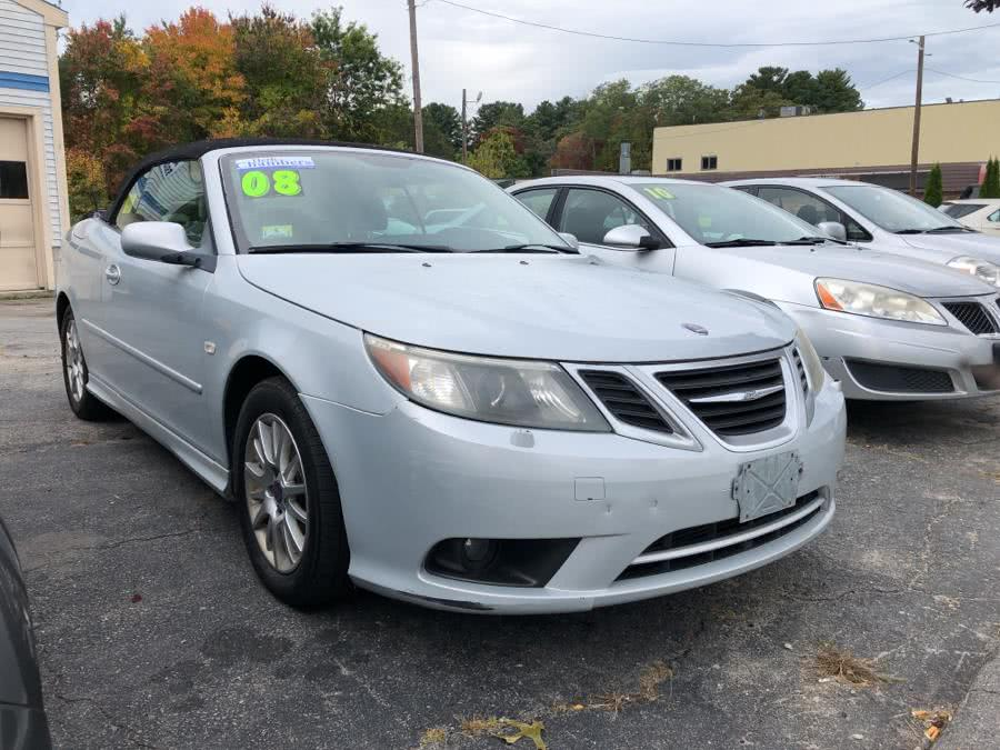 Used 2008 Saab 9-3 in Billerica, Massachusetts | Benz Of Billerica. Billerica, Massachusetts