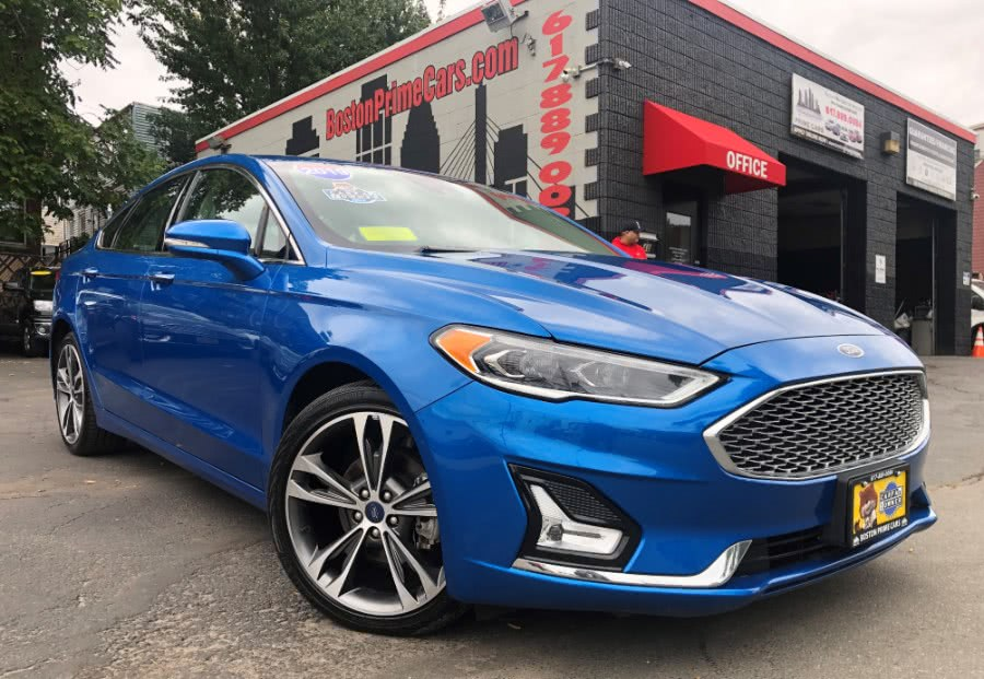 Used 2019 Ford Fusion in Chelsea, Massachusetts | Boston Prime Cars Inc. Chelsea, Massachusetts