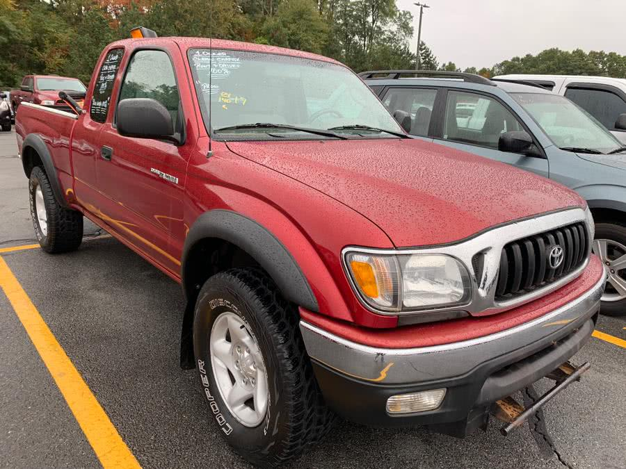 Used 2004 Toyota Tacoma in New Britain, Connecticut | Central Auto Sales & Service. New Britain, Connecticut