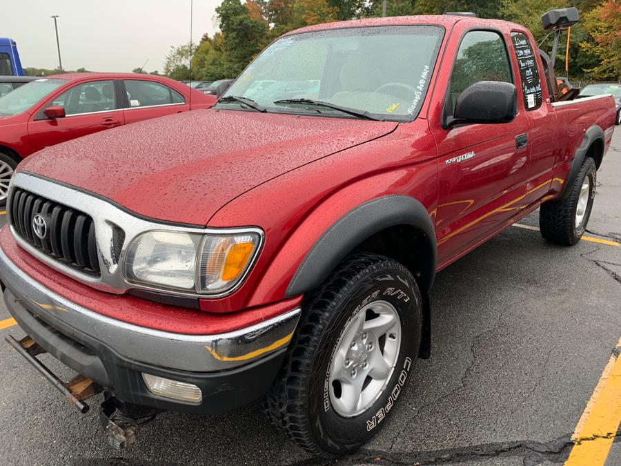 Used Toyota Tacoma X-Cab 2004 | Central Auto Sales & Service. New Britain, Connecticut