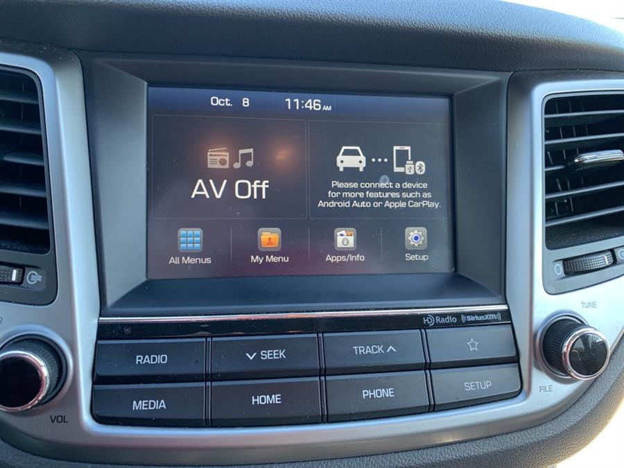 2018 Hyundai Tucson SEL, available for sale in Watertown, New York | FX Caprara Used Car Center. Watertown, New York