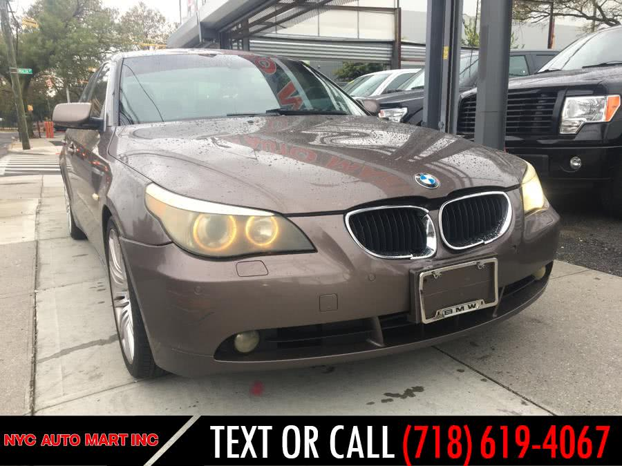 Used 2004 BMW 5 Series 525i 4dr Sdn