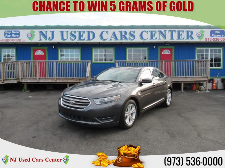 Used 2016 Ford Taurus in Irvington, New Jersey | NJ Used Cars Center. Irvington, New Jersey