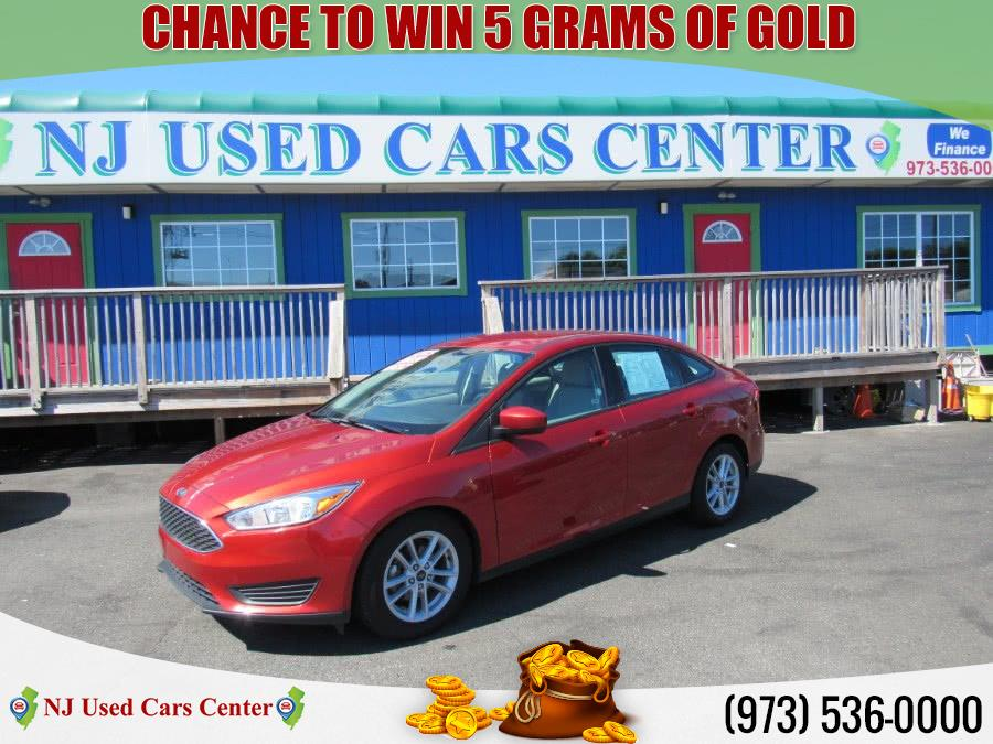 Used 2018 Ford Focus in Irvington, New Jersey | NJ Used Cars Center. Irvington, New Jersey