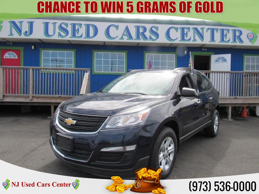 Used 2016 Chevrolet Traverse in Irvington, New Jersey | NJ Used Cars Center. Irvington, New Jersey